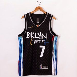 Brooklyn Nets Kevin Durant  City Edition #7
